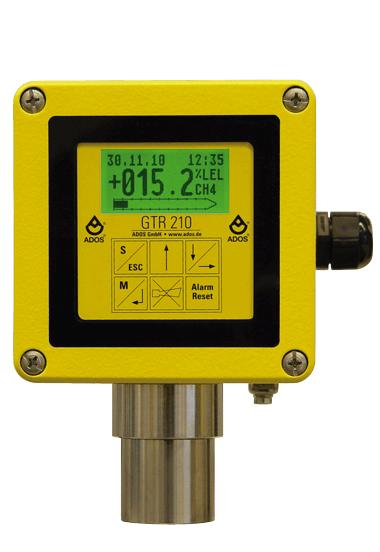 Фото № 1 Газосигнализатор GTR210 Ex - цены, наличие, отзывы в интернет-магазине